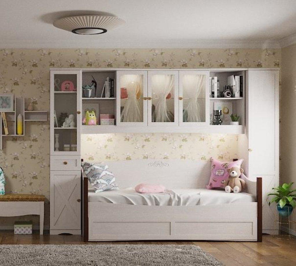 Модульная мебель в детскую ADELE: Модульная мебель в детскую ADELE в Стильная мебель
