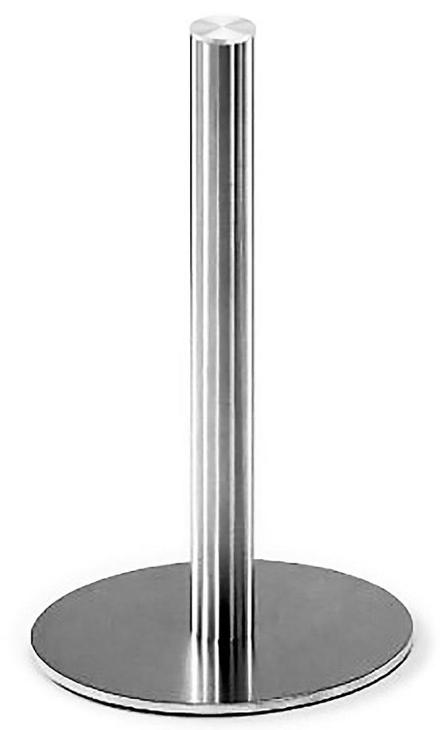 Подстолья для столов.: Подстолье для стеклянной столешницы 1266EM (нержавеющая сталь матовое) в АРТ-МЕБЕЛЬ НН