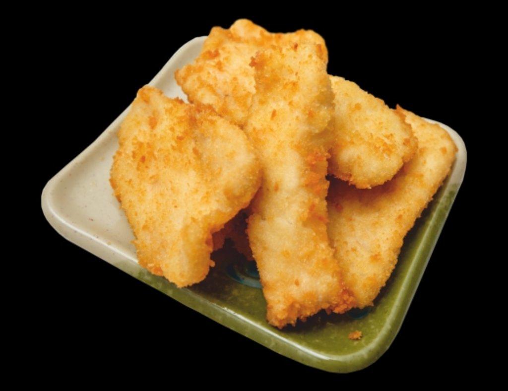 Горячие блюда: Крылышки в сухарях в ХИТО СУШИ