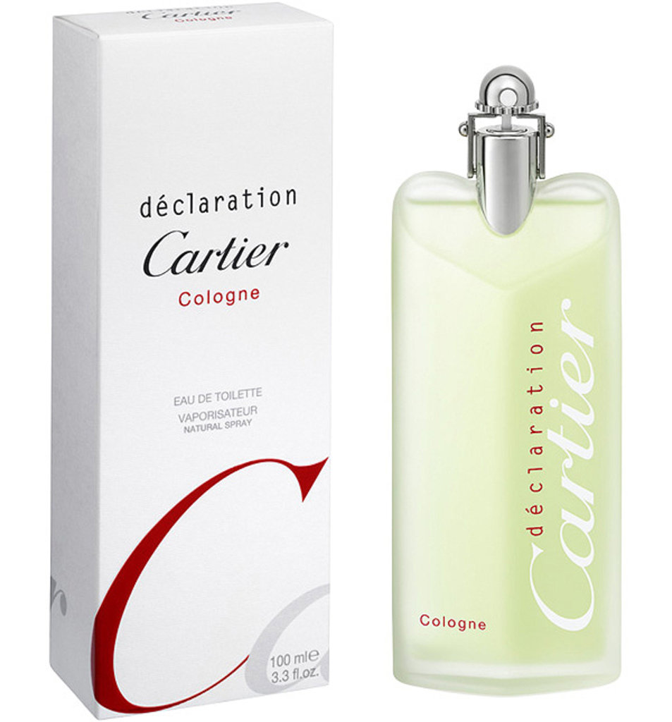 Cartier: Туалетная вода Cartier Declaration Cologne edt м 100 ml в Элит-парфюм
