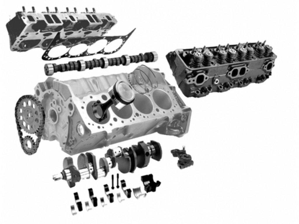 Автосервис: Ремонт двигателя в Галкинский