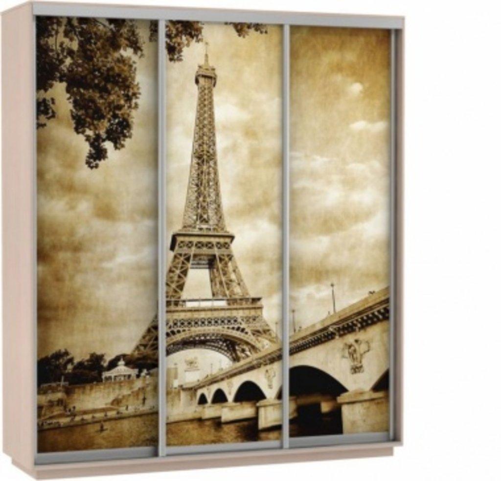 Шкафы купе: Фото ТРИО Париж в Ваша кухня в Туле