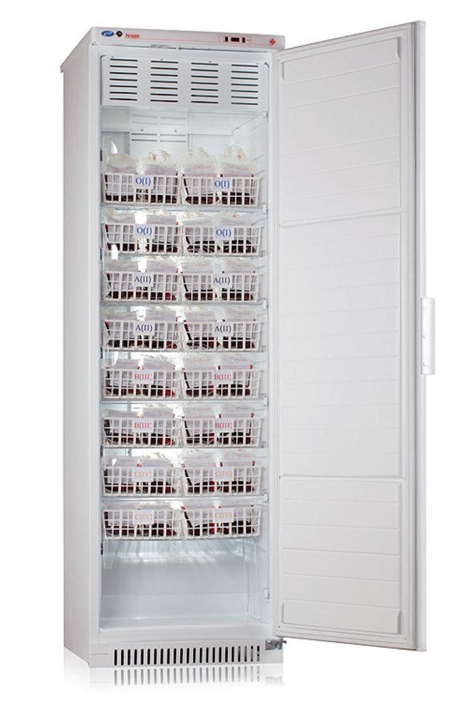 Холодильники: Холодильник для хранения крови Позис ХК-400-1 в Техномед, ООО