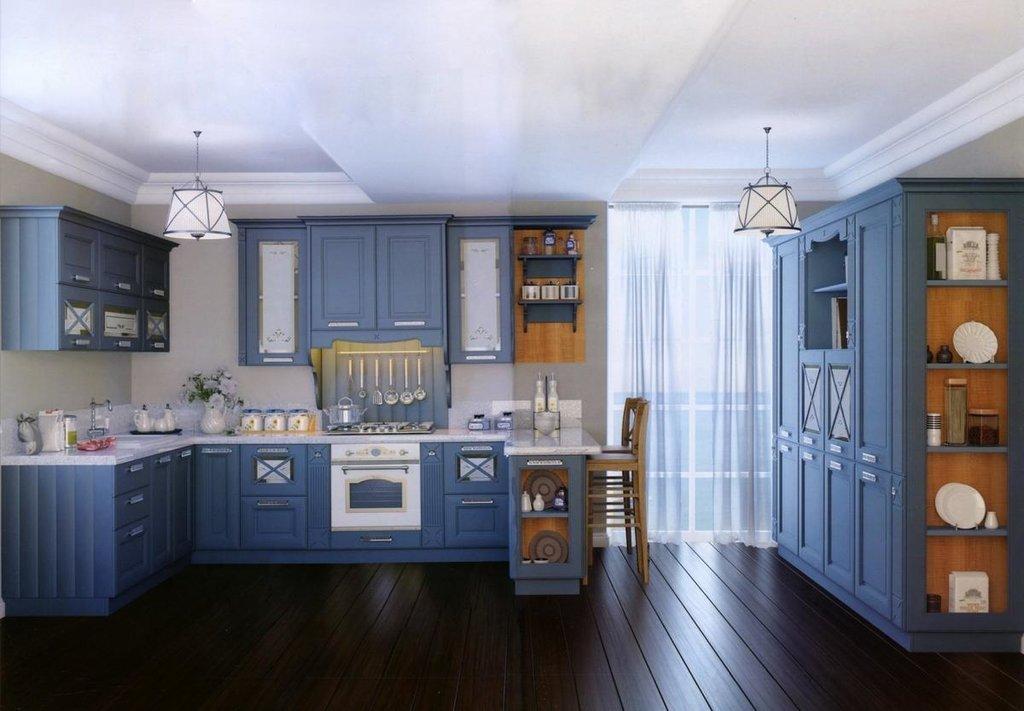 Кухни: Кухня Модерн в Модный интерьер
