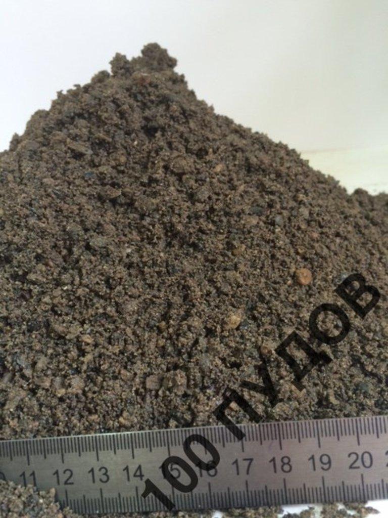 Песок строительный: Песок мытый дробленный (отсев) фр.0-5 мм в 100 пудов