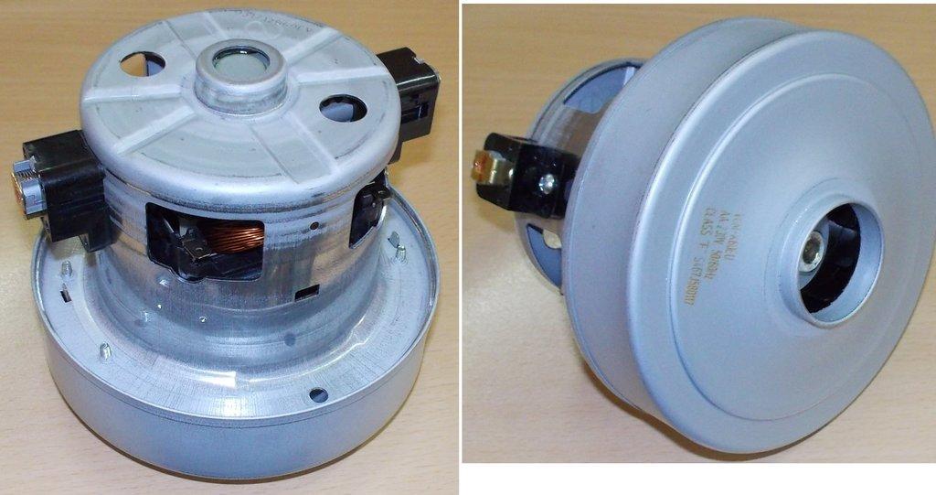 Запчасти для пылесосов: Мотор (двигатель) пылесоса Samsung 1670W,  H=112mm, D=121mm, DJ31-00120F, в АНС ПРОЕКТ, ООО, Сервисный центр