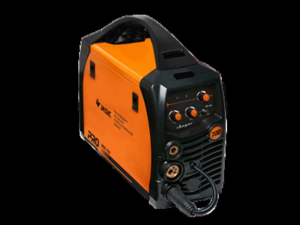 СЕРИЯ  PRO - аппараты предназначены для профессионального использования.: PRO MIG 160 (N219) в РоторСервис, сервисный центр, ИП Ермолаев Д. И.