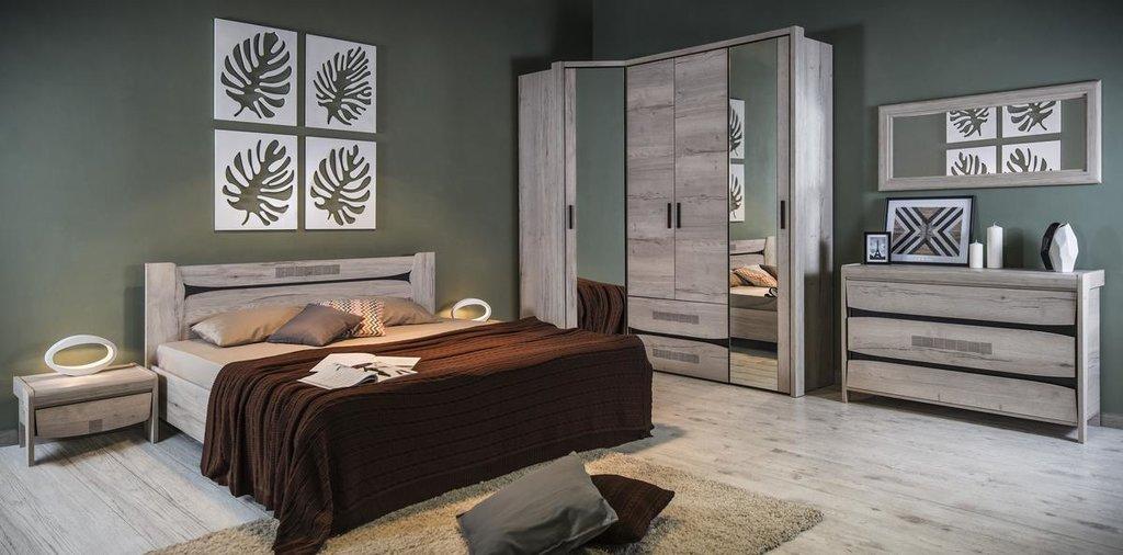 Спальни: Спальня Мале в Диван Плюс