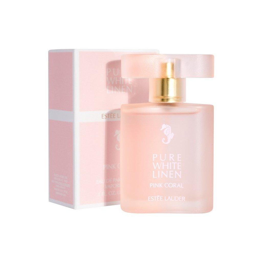 Estee Lauder: EL Pure White Linen Pink Парфюмерная вода edp ж 30 ml в Элит-парфюм