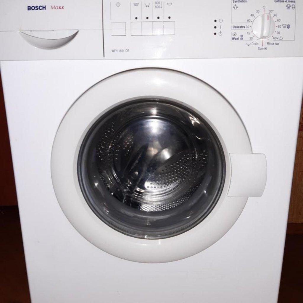 Техника б.у. с гарантией на продажу: Bosch Maxx4 WFCX-2460 OE в АНС ПРОЕКТ, ООО, Сервисный центр
