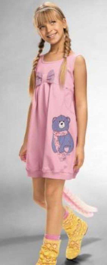 Платья и сарафаны для девочек: сарафан GDV 184 в Чиполлино,  магазин детской одежды