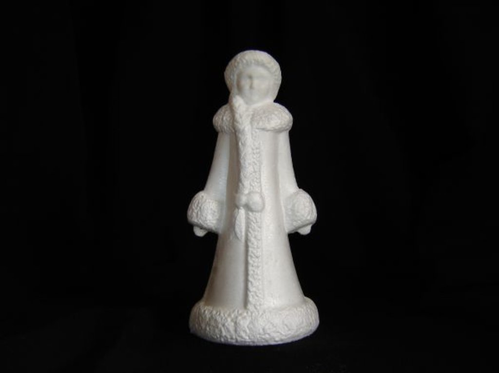 Пенопласт: Снегурочка пенопласт, Размер - 36 см в Шедевр, художественный салон