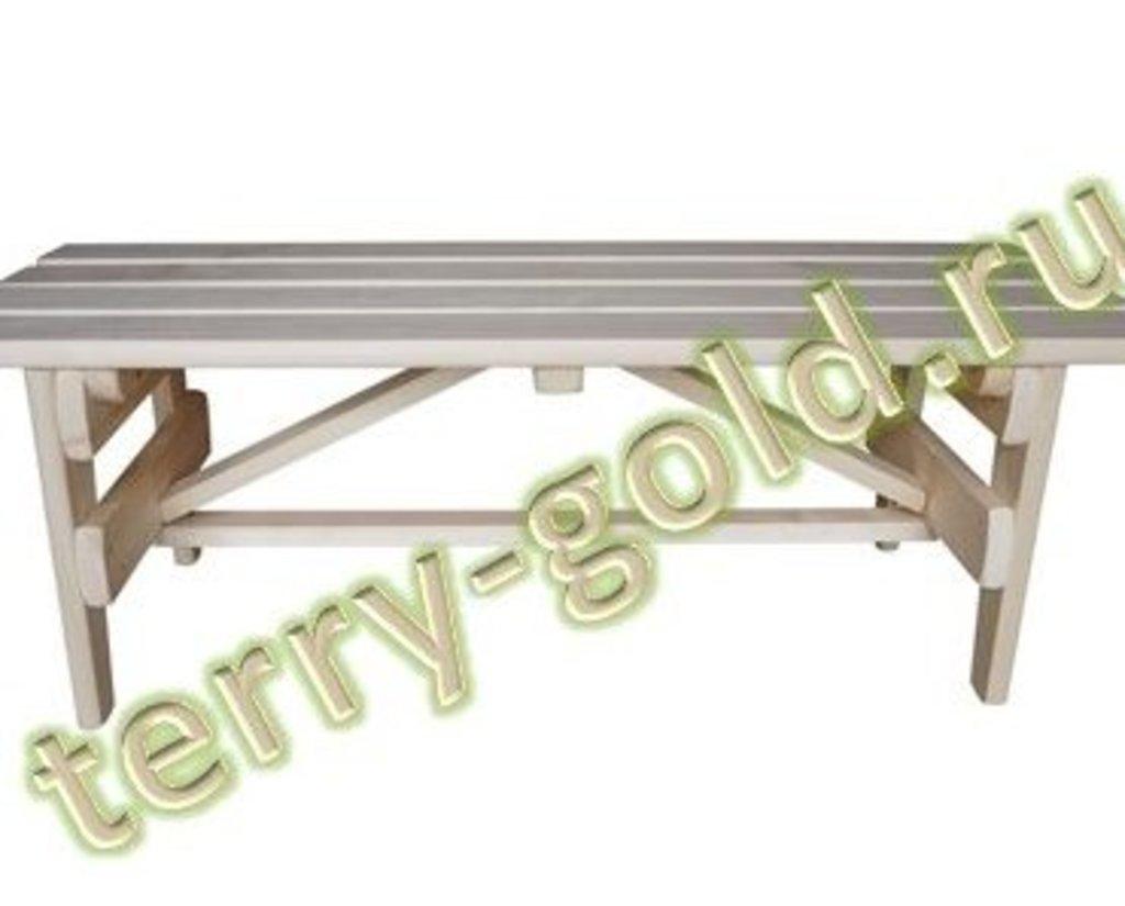 Садовая и пляжная мебель, общее: Лавка в Terry-Gold (Терри-Голд), погонажные изделия
