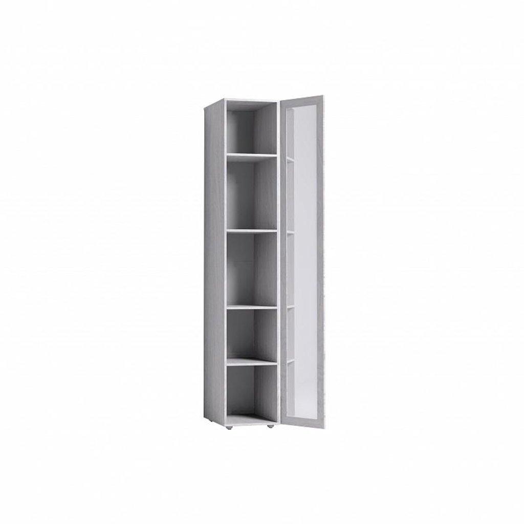 Шкафы для одежды и белья: Шкаф для белья PAOLA 55 (Зеркало прав.) в Стильная мебель