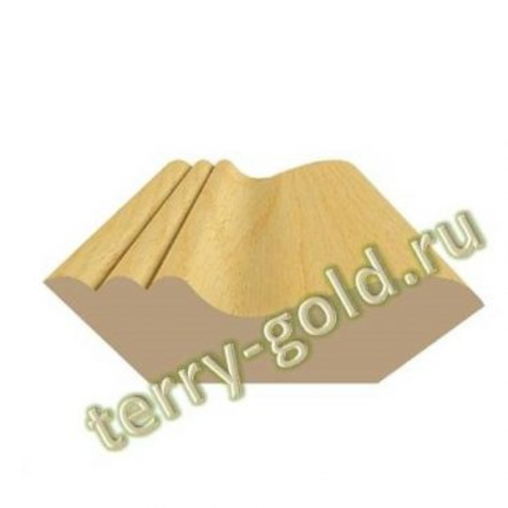 Погонаж: Плинтус в Terry-Gold (Терри-Голд), погонажные изделия
