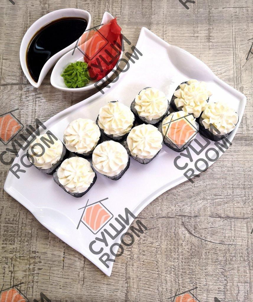 Роллы: Сливочные Овощи в Суши Room