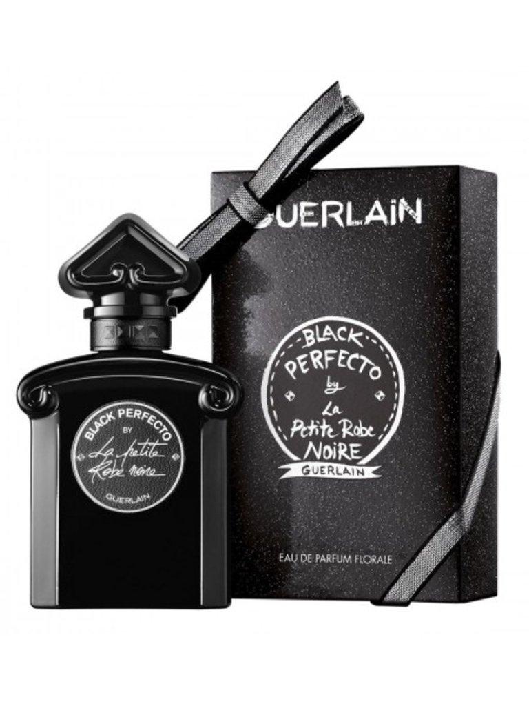 Для женщин: Guerlain La Petite Robe Noire Black Perfecto Парфюмерная вода 30ml в Элит-парфюм
