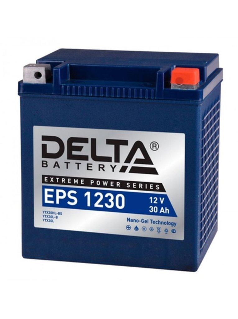 Delta: DELTA EPS 1230 в БазаАКБ