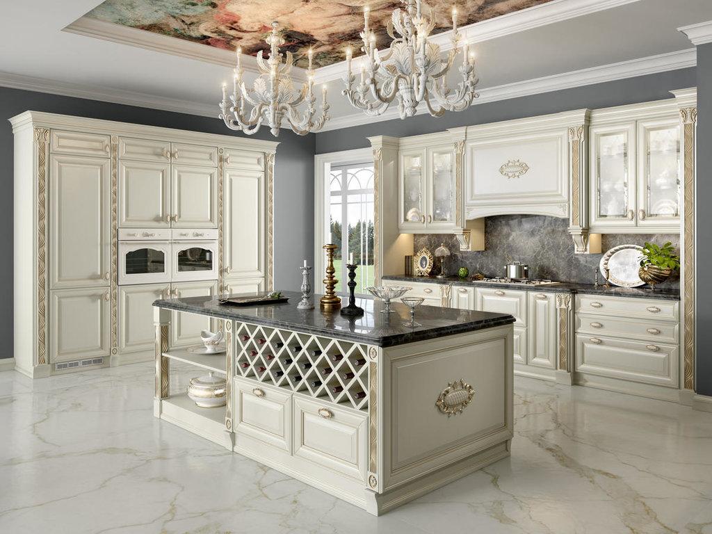Кухни: Кухня Белла в Модный интерьер