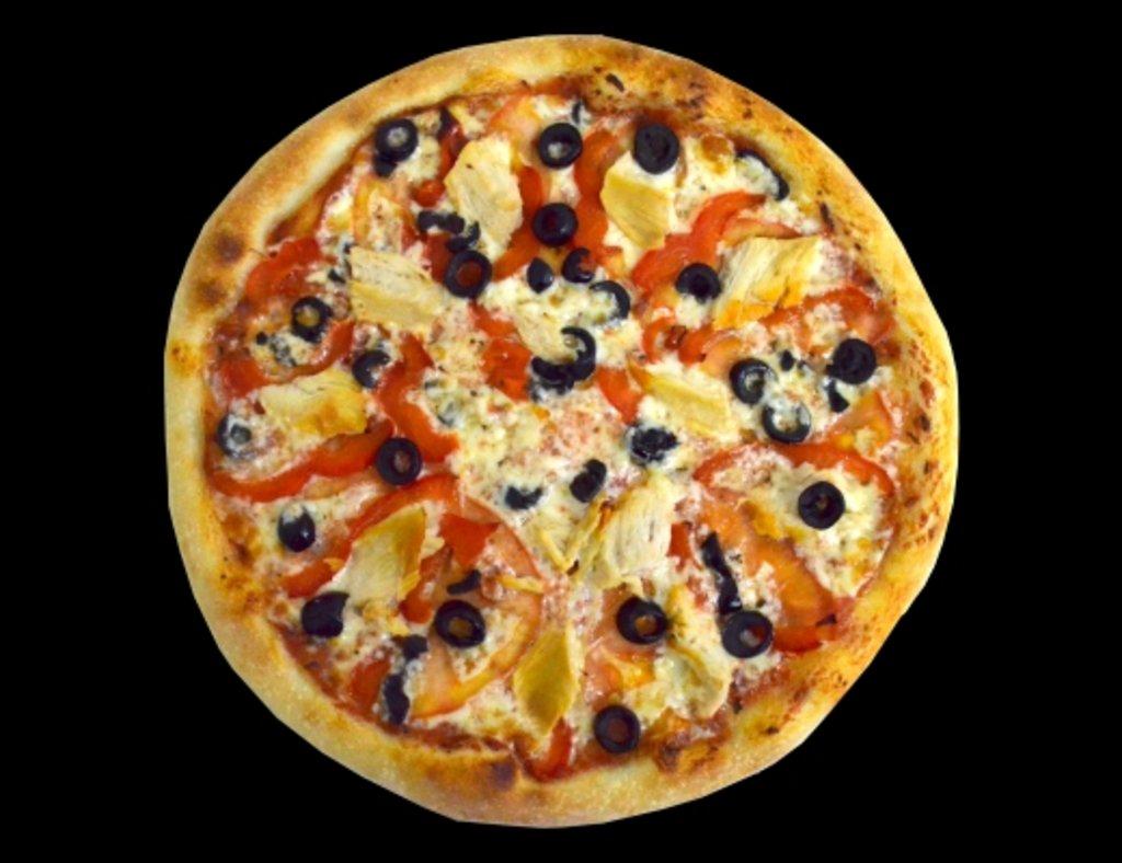 Пицца: Пицца Флоренция в ХИТО СУШИ