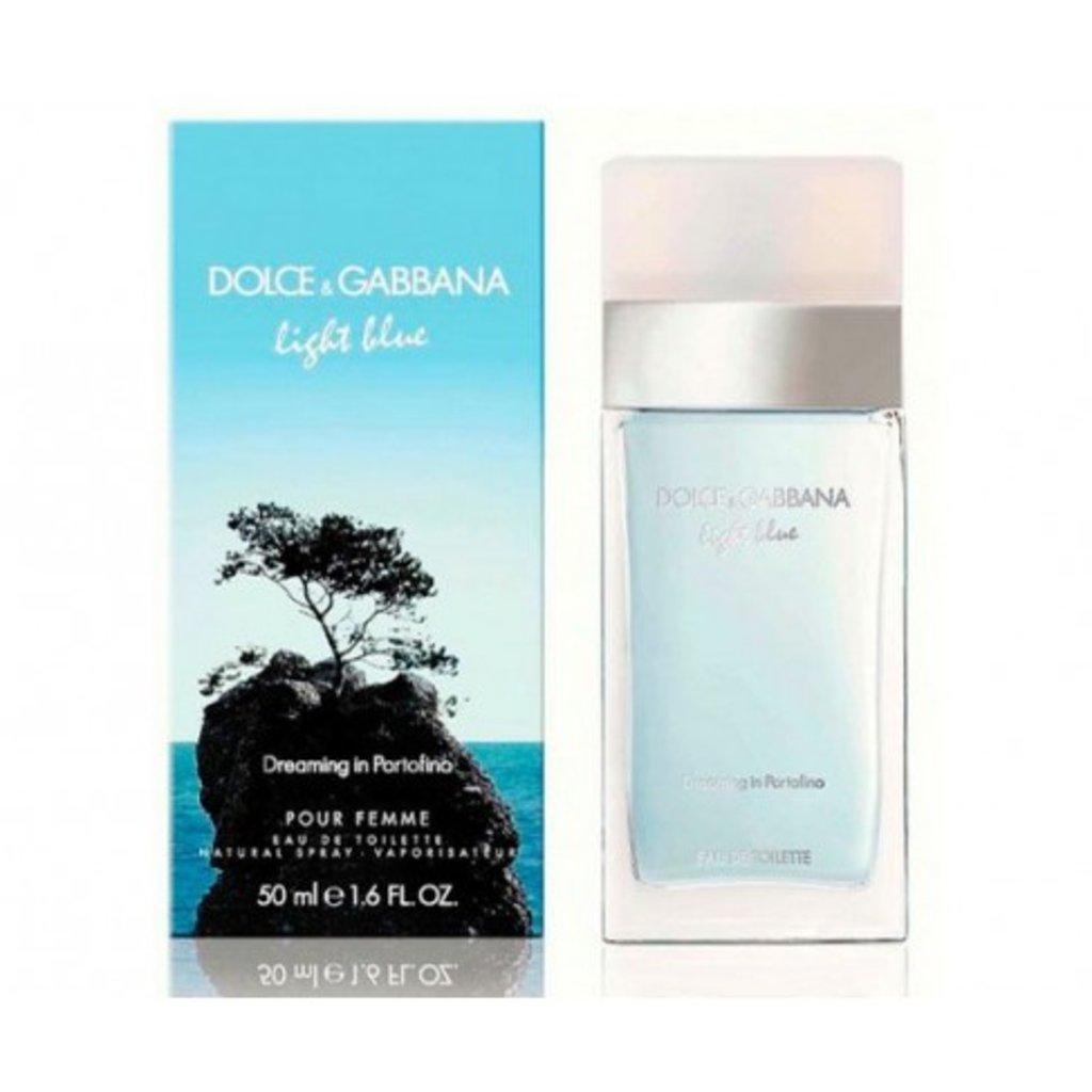 Dolce&Gabbana: D&G Light Blue Dreaming in Portofino edt жен 50 ml в Элит-парфюм