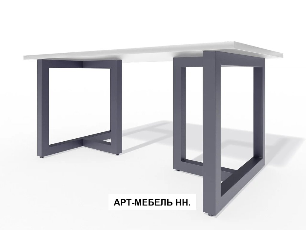 Подстолья для столов.: Подстолье 0.44 (чёрный) в АРТ-МЕБЕЛЬ НН