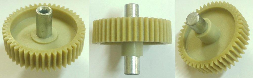 Запчасти для электромясорубок: Шестерня D=82/16; H=72/22; Z=46прям./металлический шток внутр.6-гр.(муфта=8мм), z25.001-ml, MS023, Moulinex в АНС ПРОЕКТ, ООО, Сервисный центр