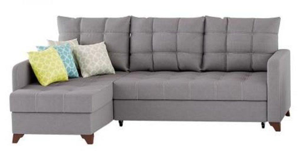 Диваны Квадро: Угловой диван-кровать Квадро ТД 961 в Диван Плюс