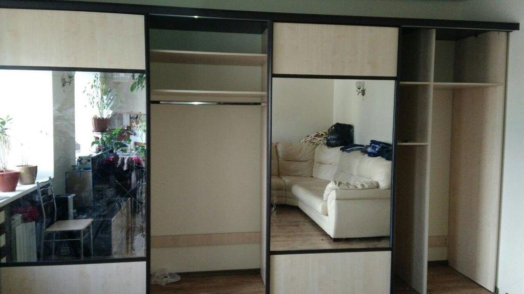 Шкафы-купе: Шкаф-купе 19 в Квадра Мебель