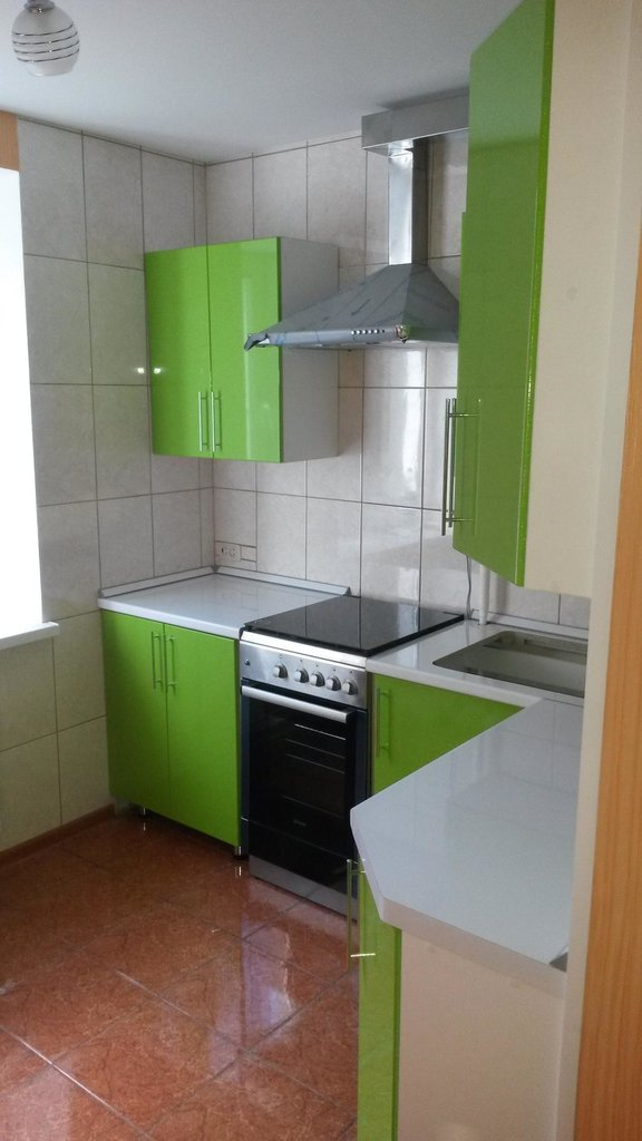 Кухни: Кухня 19 в Квадра Мебель