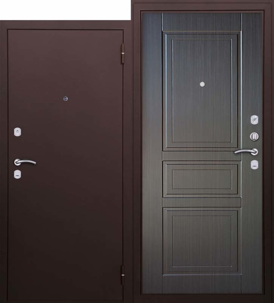 Двери Аргус: ДС Стандарт 2018 в Модуль Плюс
