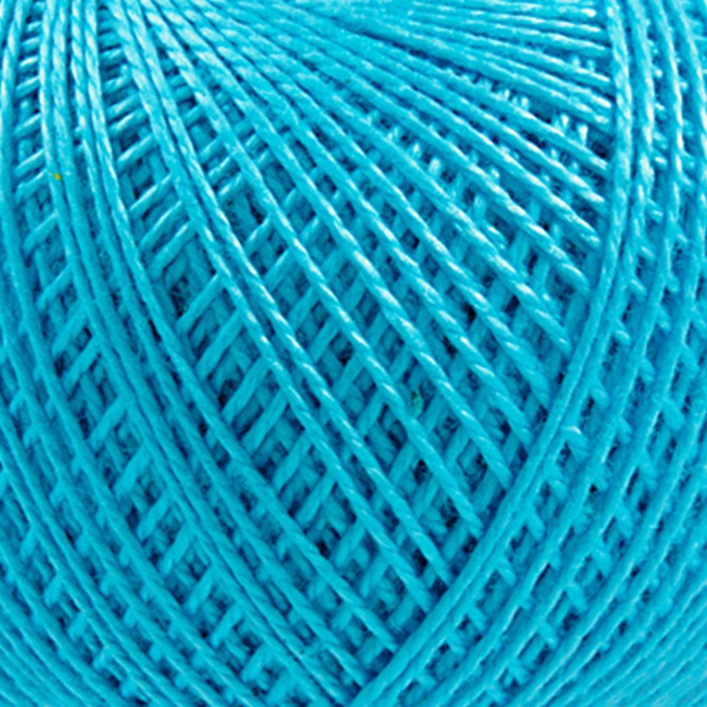 Ирис 25гр.: Нитки Ирис 25гр.150м.(100%хлопок)цвет 3010 бирюза в Редиант-НК
