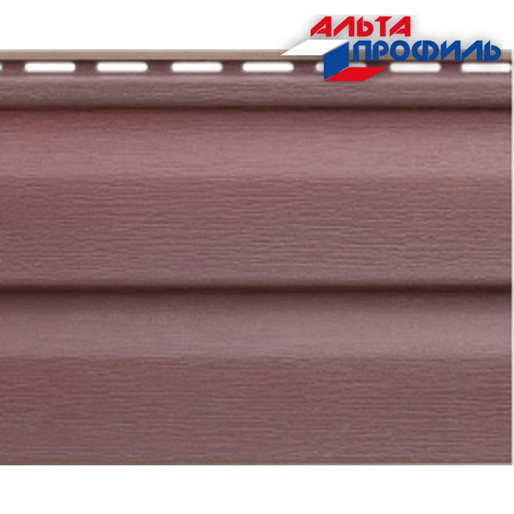 Акриловый сайдинг: Панель акриловая Аляска Люкс Виолет - 3,00 х 0,205 м. в АНЧАР,  строительные материалы