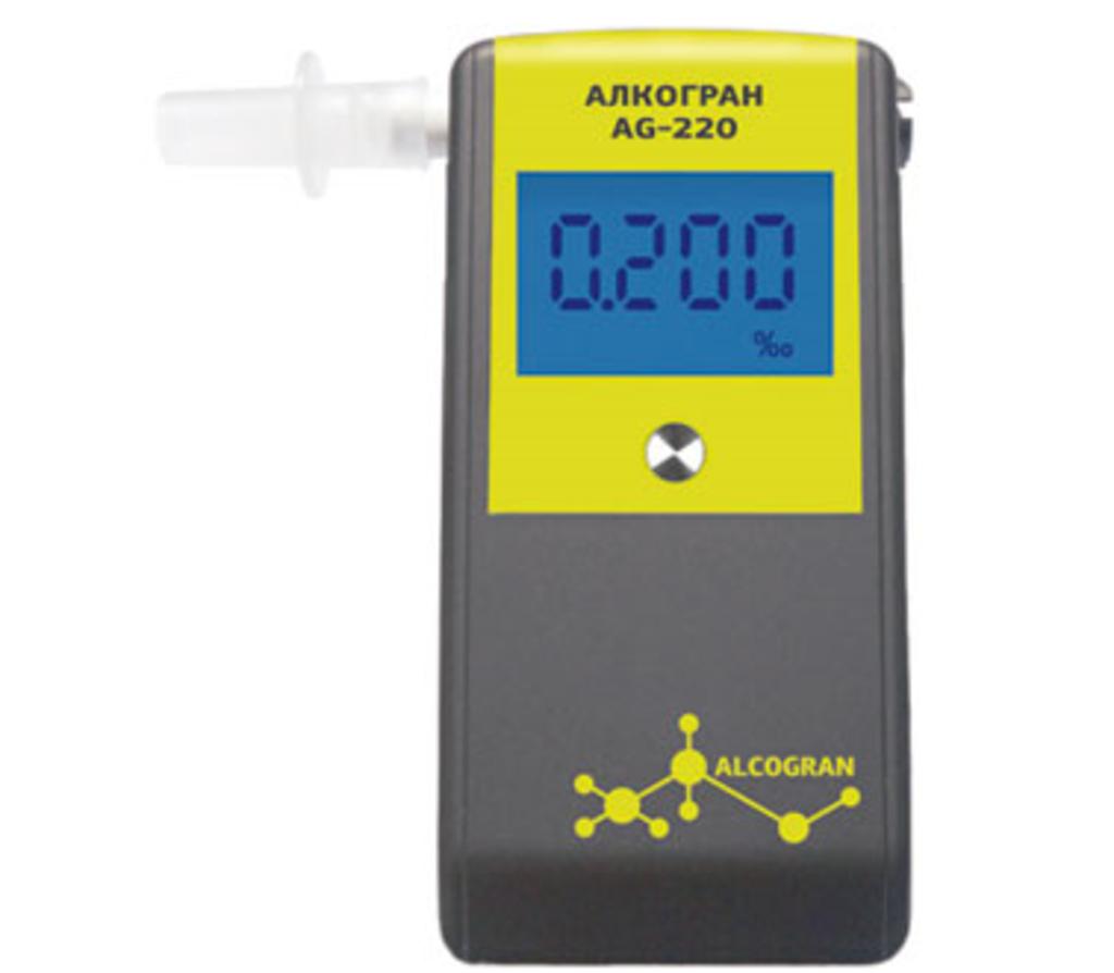Алкотестеры: Алкогран AG-220 в Техномед, ООО
