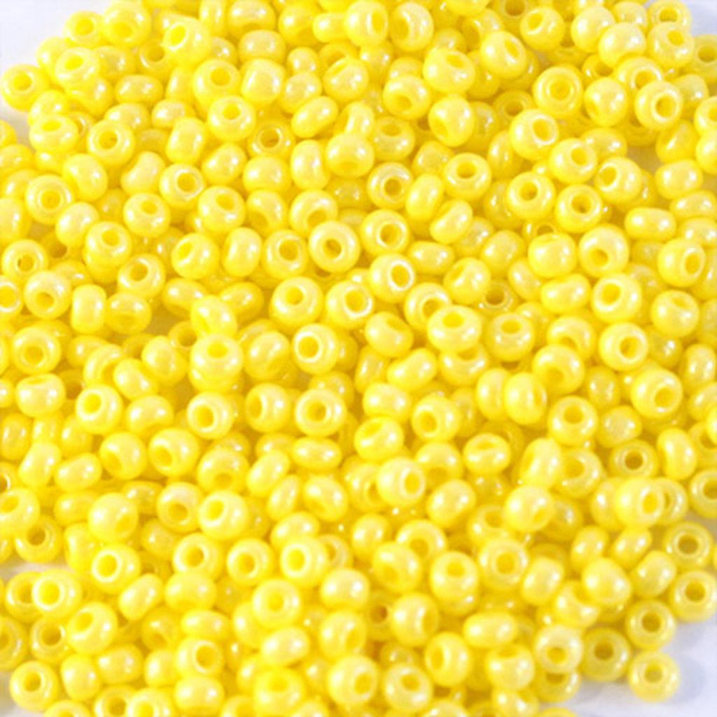 Бисер Preciosa 50гр.Ассорти(Сток)Чехия: Бисер Preciosa Ассорти 50гр(10/0 желтый 12) в Редиант-НК