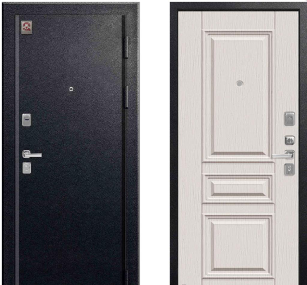Двери Центурион: Центурион LUX11 БЕЛЫЙ СКОЛ ДУБА в Модуль Плюс