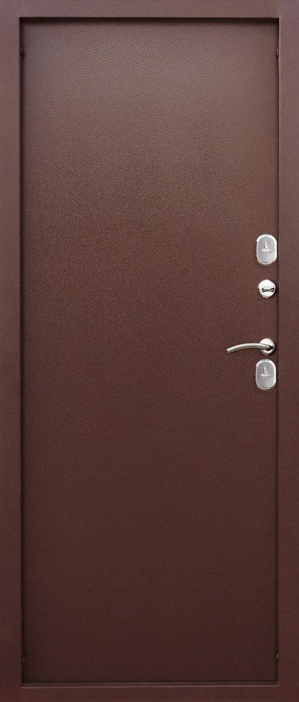 Входные двери (элит) от 110-130мм: Входная дверь  с Терморазрывом   IZOTERMA  метал\метал в Пластиковые окна в Сургуте STEKLOMASTER