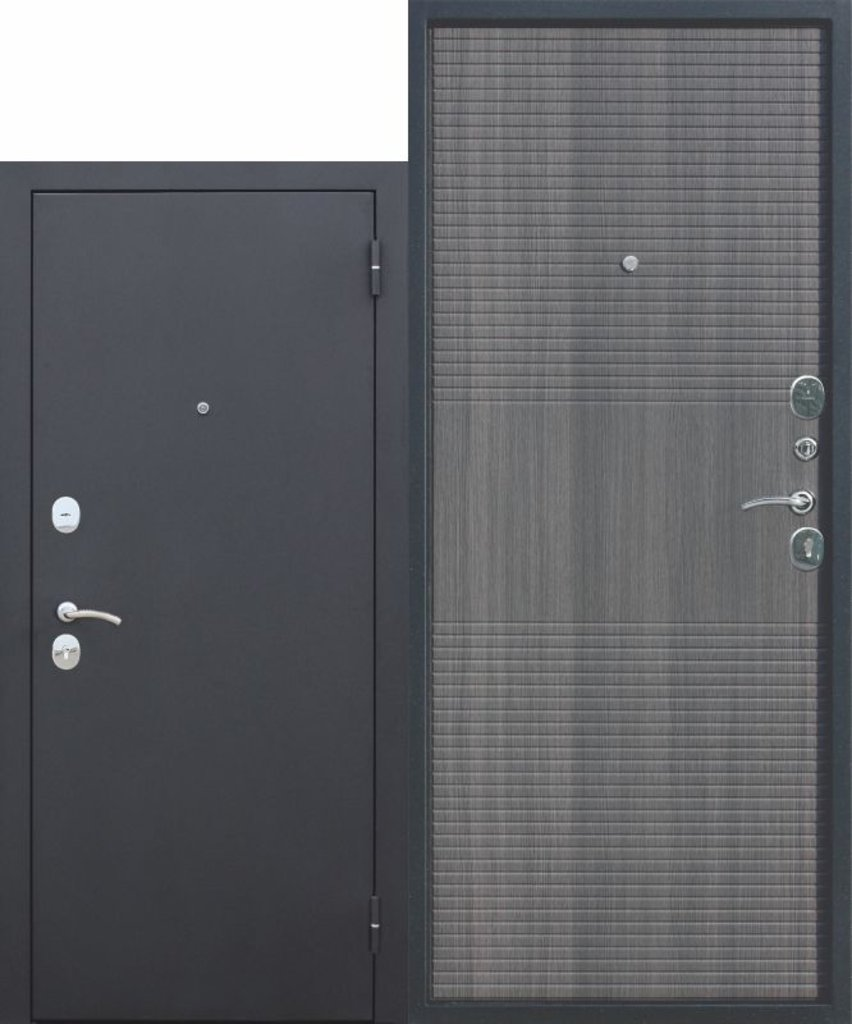 Двери завода Феррони: 7,5 см Гарда МУАР Венге тобакко в Модуль Плюс