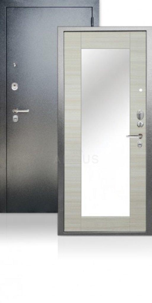 Входные двери в Тюмени: Входная дверь ДА-66 Милли с усиленным зеркалом | Аргус в Двери в Тюмени, межкомнатные двери, входные двери