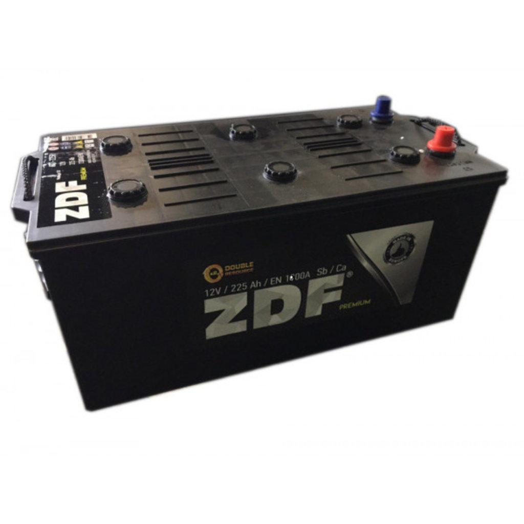 ZDF: ZDF 6CT - 225 в БазаАКБ