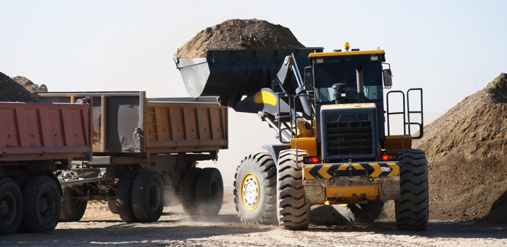 Землянные работы: Вывоз грунта в А-Строй
