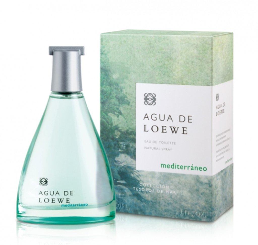 Loewe: Loewe Agua de Mediterraneo edt ж 100 ml в Элит-парфюм