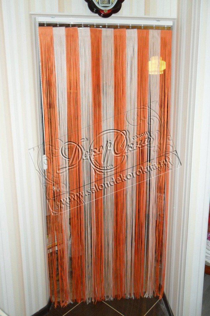 Жалюзи для окон: Жалюзи вертикальные нитяные (бриз) в Декор окна, салон