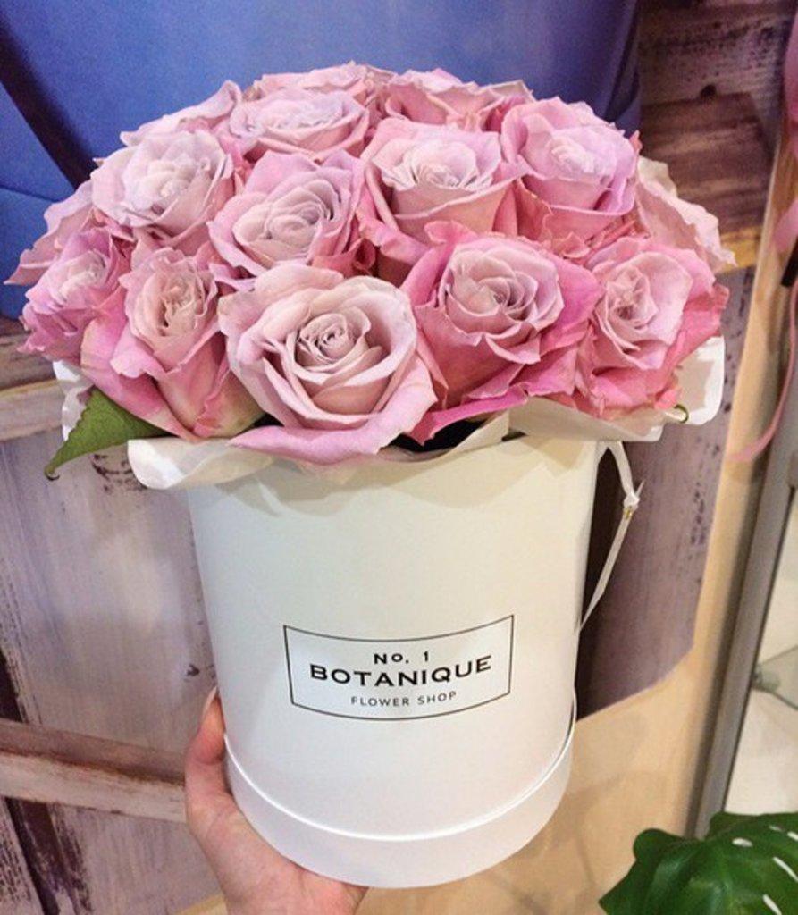 "Premier mini: ""Premier mini"" 25 роз Эквадор в Botanique №1,ЭКСКЛЮЗИВНЫЕ БУКЕТЫ"
