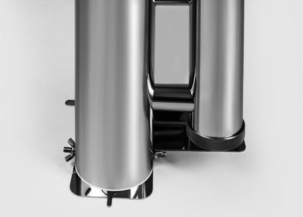 Копчение: Дымогенератор с фильтром, h - 365 мм. в Сельский магазин
