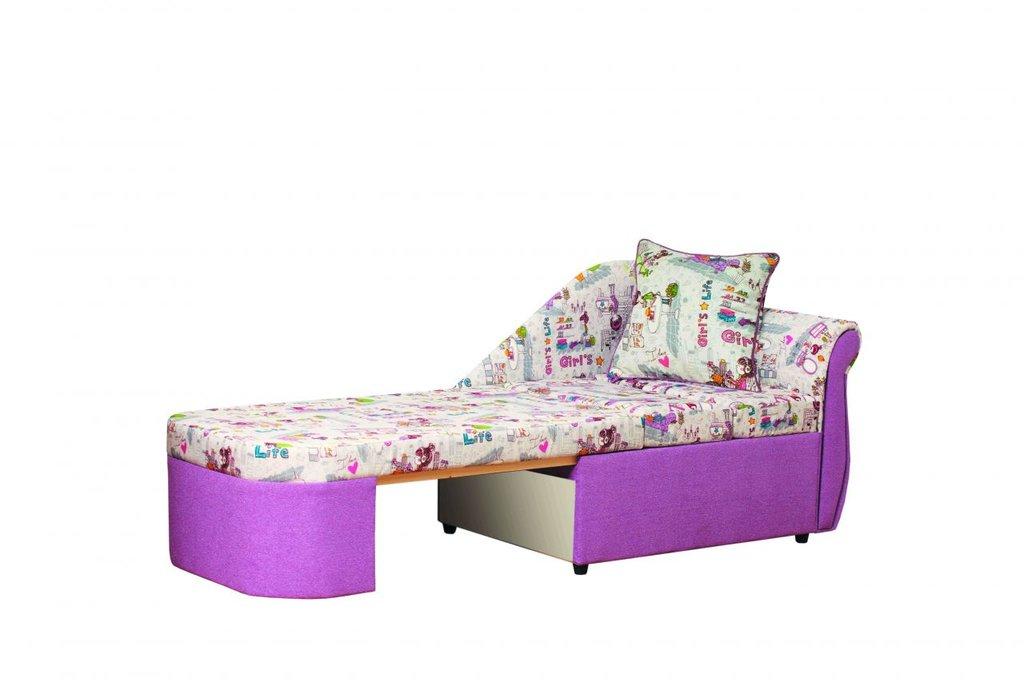 Детские диваны и мягкие кресла: Тахта Мася - 12 (Девчонки) в Стильная мебель