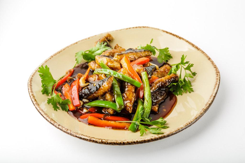 Горячие блюда: Коу Боу Ю в Шанхай