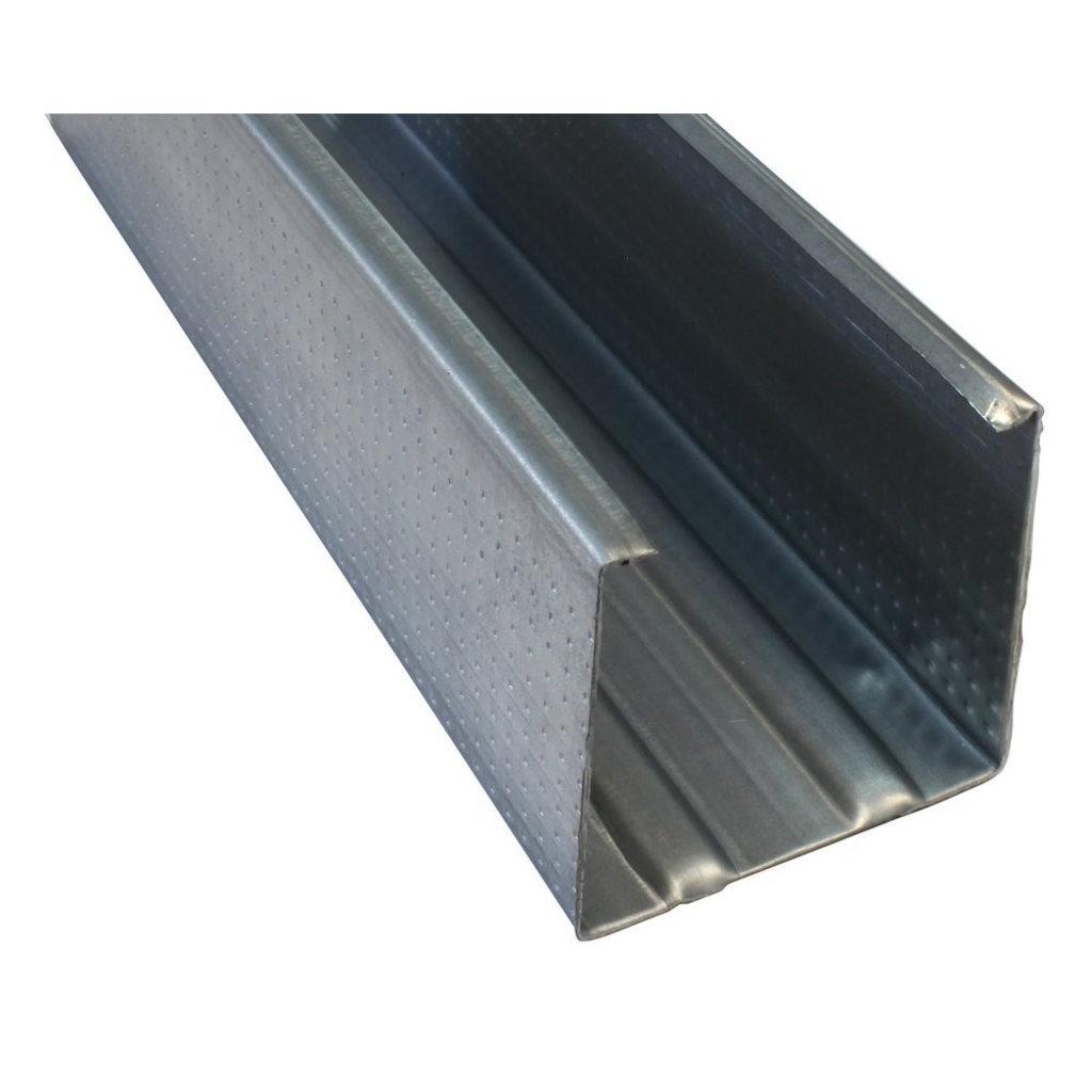 Профиль для ГКЛ: Профиль ПС-50/50/3000-0,5 Стандарт в АНЧАР,  строительные материалы