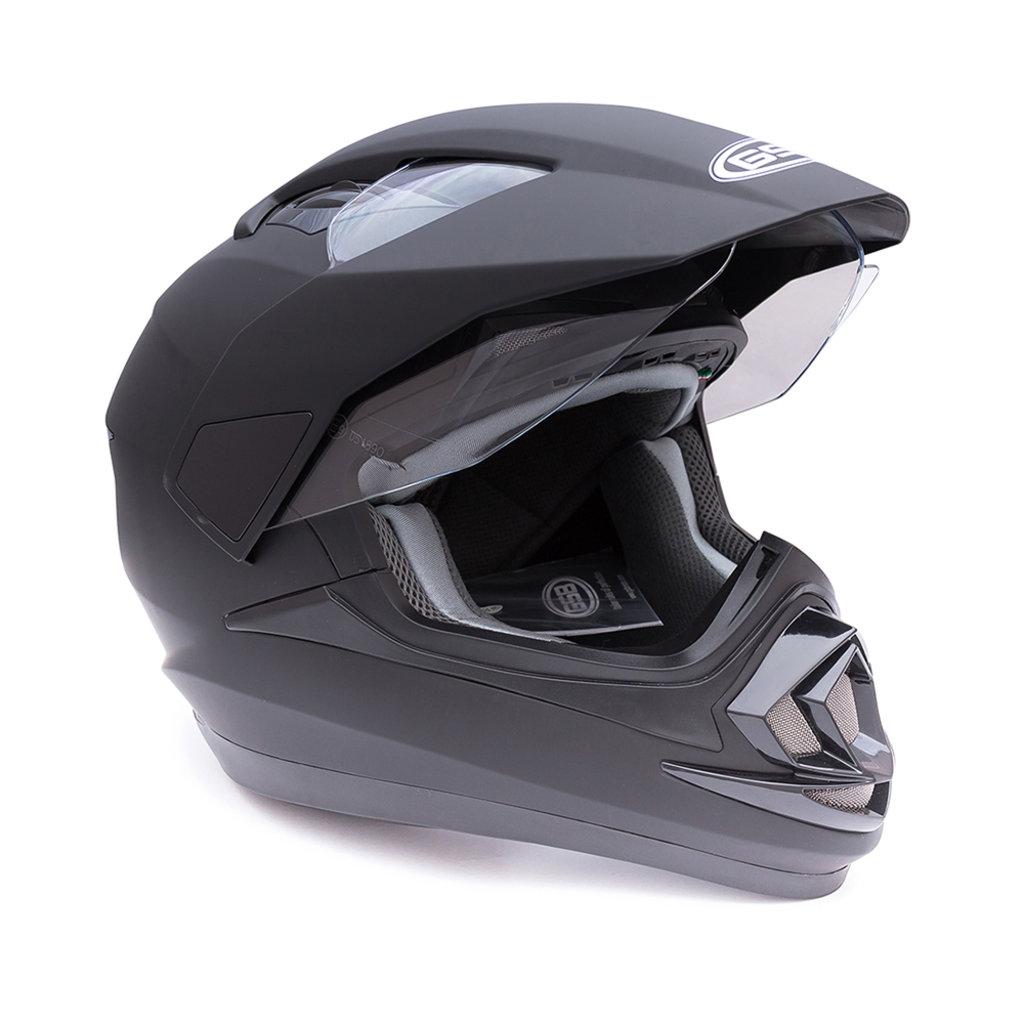 Экипировка и аксессуары: Шлем XP-14 A Black Matt XXL 00001516, M 00001513, Xl 00001515, S 00001512, L 00001514. в Базис72