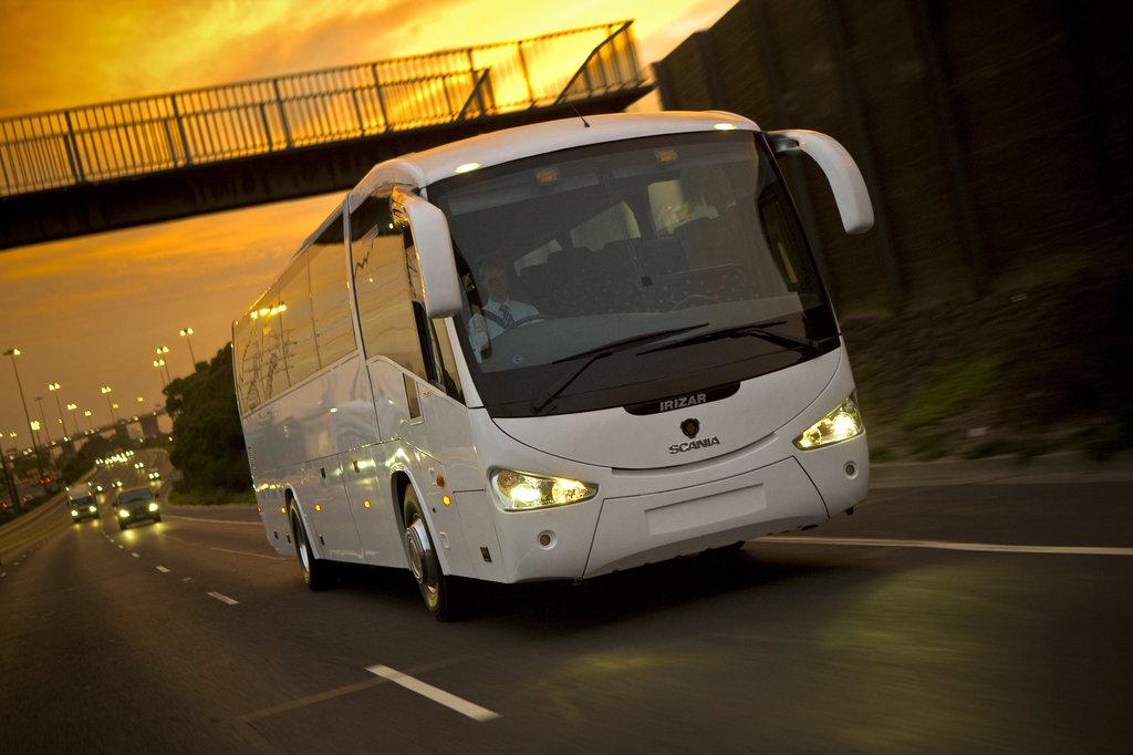 Заказ автобусов: Междугородный автобус в Автобусы на заказ , ООО Междуречье Авто